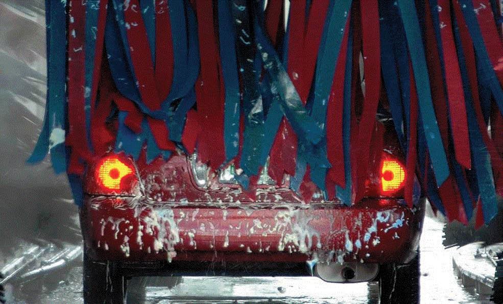 Inside Pink Dolphin Car Wash in Tacoma, WA - Tacoma car washes near me - Tacoma car wash near me - car wash in Tacoma - car wash coupons near me