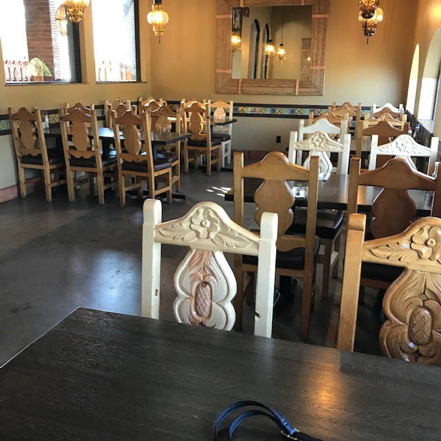 Inside the beautiful Puerto Vallarta Family Mexican Restaurant in Graham, WA - enjoy authentic Mexican food in a warm and inviting environment - Mexican food near me - Mexican food coupons