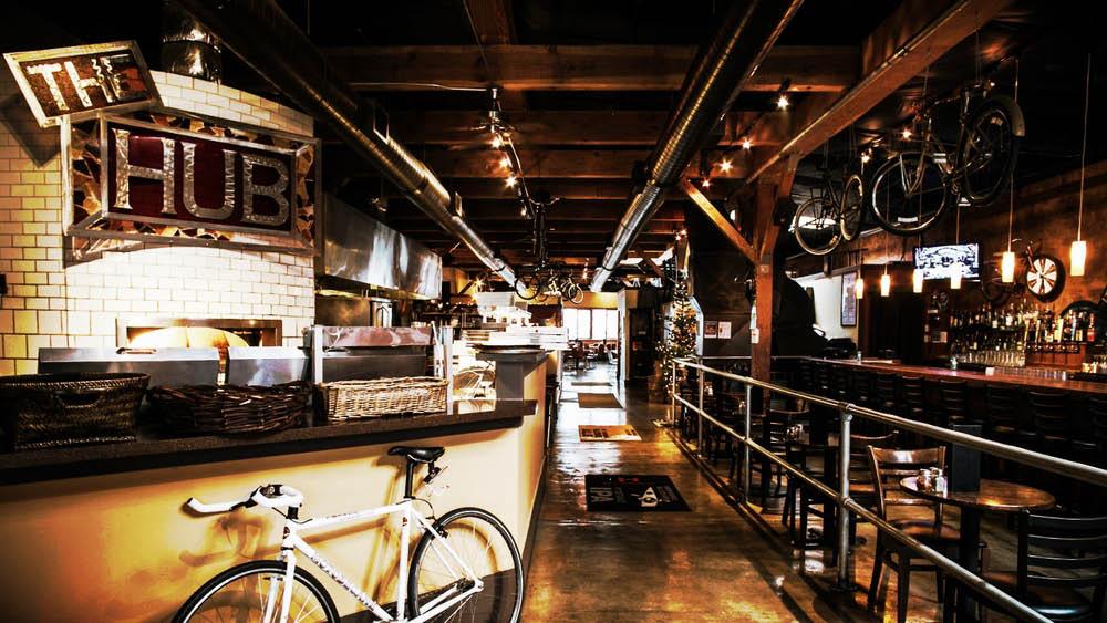 Inside The Hub Brewpub in Puyallup, WA - Puyallup restaurants - Puyallup bars - dining in Puyallup