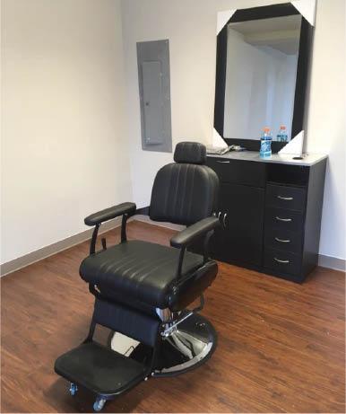 Inside The Ol' Barbershop in Everett, WA - barbers - haircuts - barbershop - face shaves - beard trims