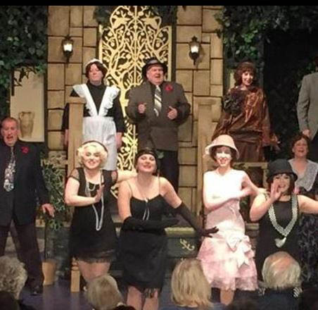 photo of cast from Inspire Theatre performance in Westland, MI