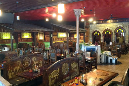 Mexican Cuisine, dining, dining room