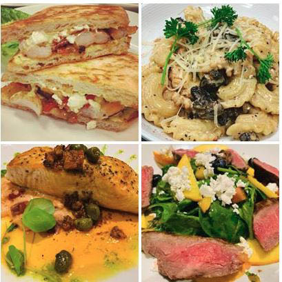 seafood & steak Isabella's Taverna & Tapas Bar frederick, md