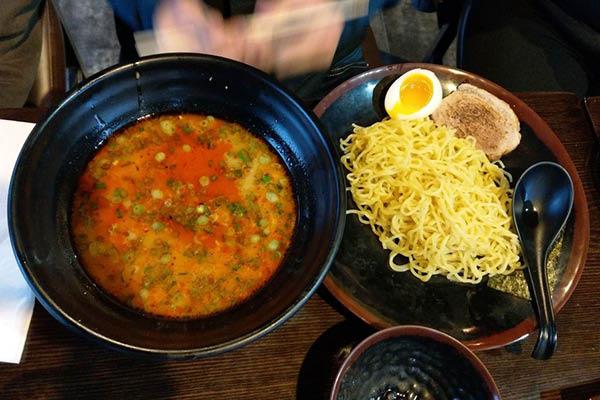 Ramen Noodle Bowls at Ishita Ramen in St. Paul