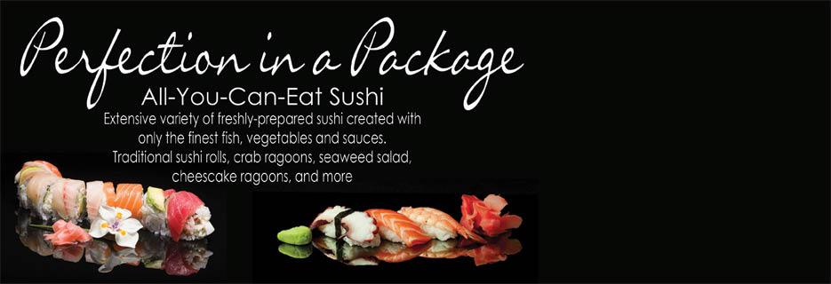 sushi, Japanese, buffet, seafood, seaweed, ragoons, fish, fresh
