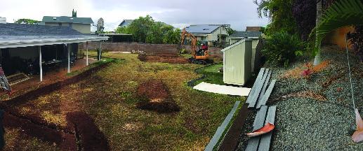 Before Islandwide Excavation & Services