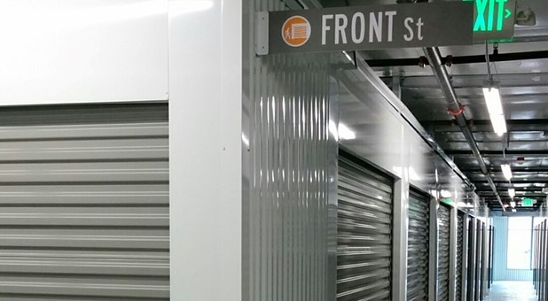 Inside Premier Storage in Issaquah, WA - heated storage - secure storage facility - storage in Issaquah, Washington