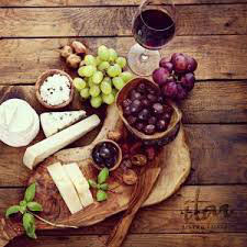 Fresh whole milk, aged, imported and domestic cheeses at Itar Bistro-Market