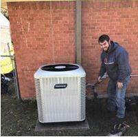 HVAC repair service Wills Point TX