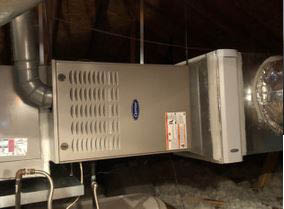 new furnace Greenville TX