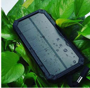 Solar charger, power bank