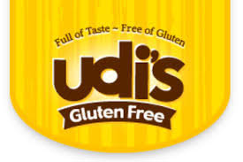 Now offering gluten free pizza and Udi's gluten free bread!