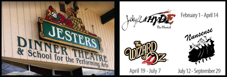 Jesters Dinner Theatre