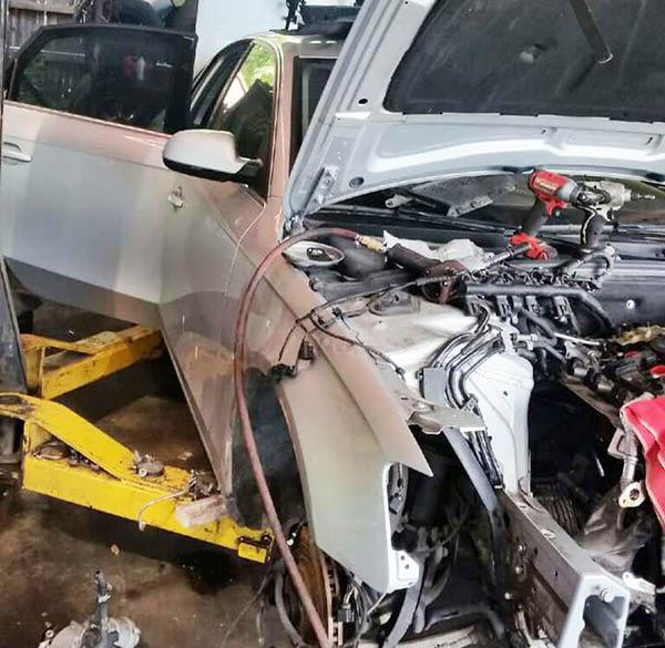 auto collision repair in Dallas TX