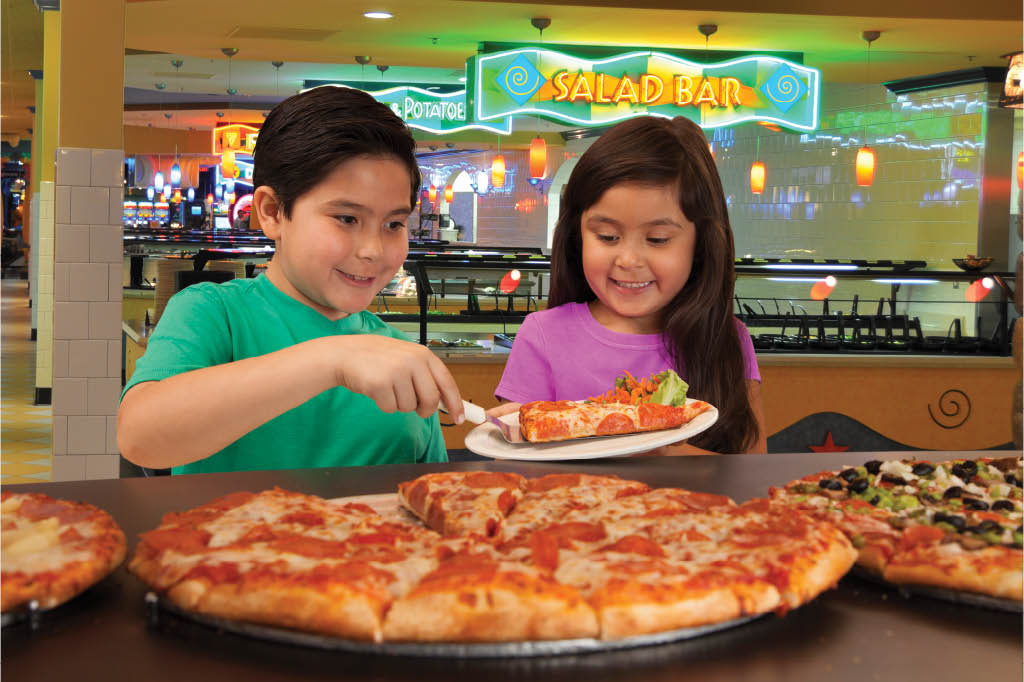 photo regarding John Incredible Pizza Printable Coupons identified as JOHNS Remarkable PIZZA CO. inside of Fresno, CA - Neighborhood Discount coupons
