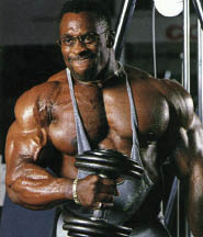 Johnnie Morant of JM Figures & Physiques in Parsippany NJ