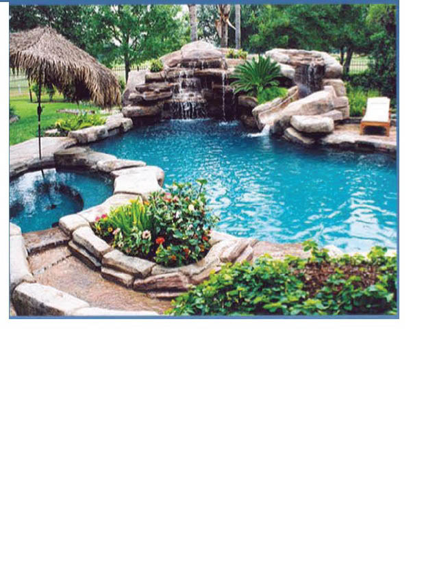 Pool ideas at JMK Events Morristown Home & Garden Show in Morristown NJ