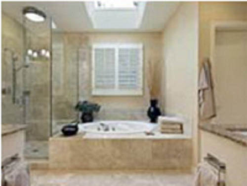 Bathroom ideas at JMK Events Morristown Home & Garden Show in Morristown NJ