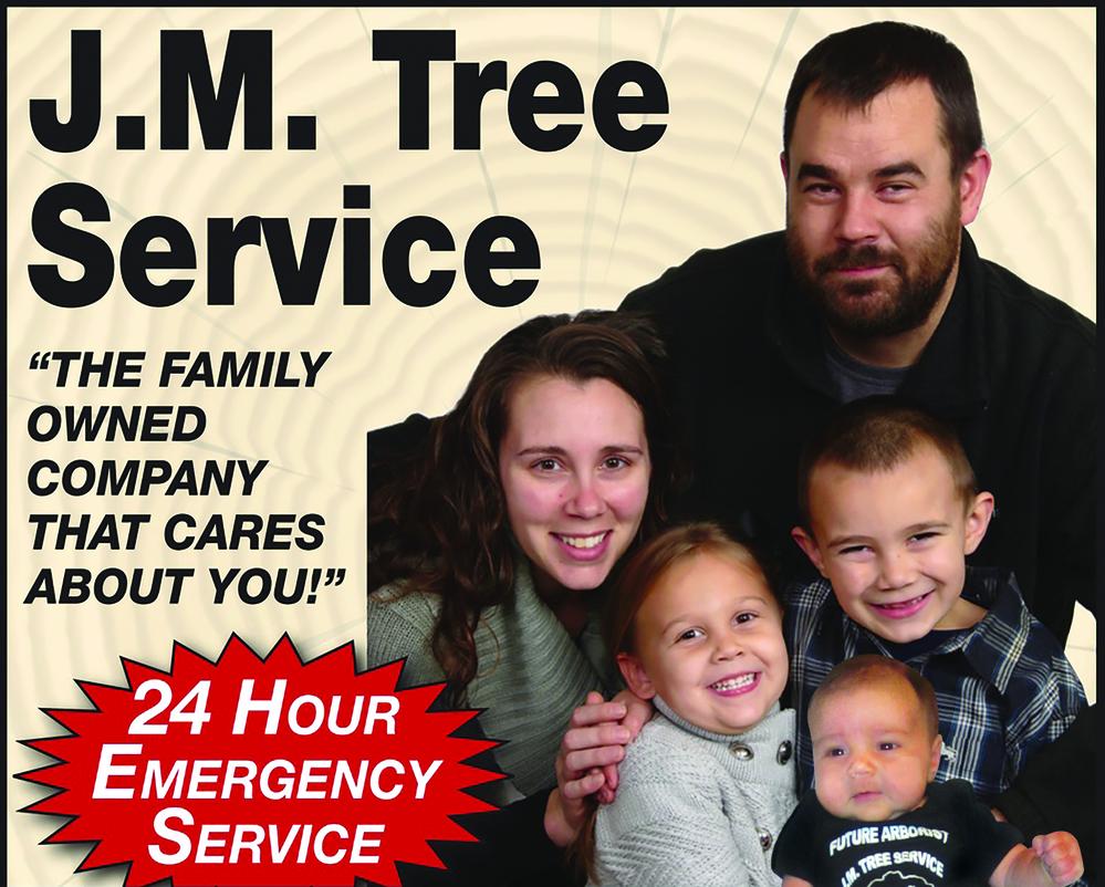 JM Tree service rochester ny