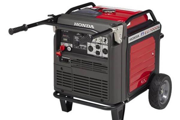 honda generator rental wv