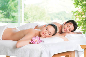 Kick back and escape with a friend or loved one with our Couple's Massage