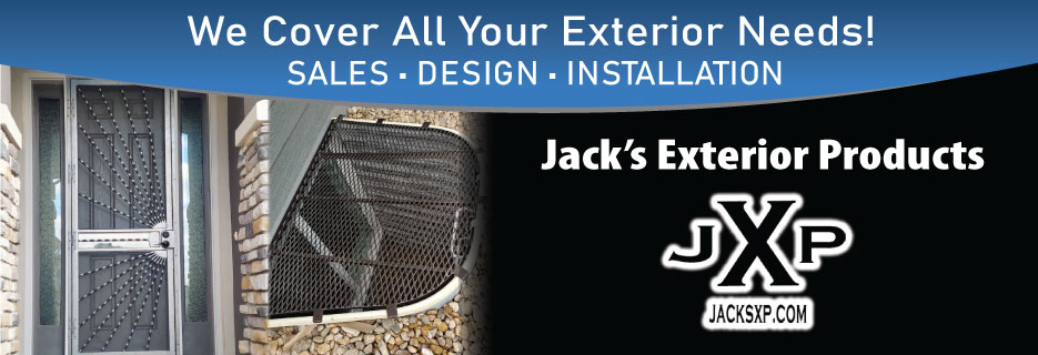 JACK'S EXTERIOR PRODUCTS