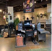 collection of home & garden grills at Jacksons