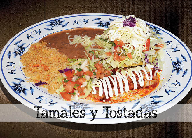 Tamales and Tostadas near Vallejo, CA