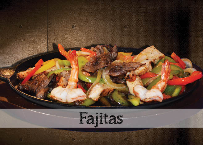 Sizzling Fajitas served near American Canyon, CA