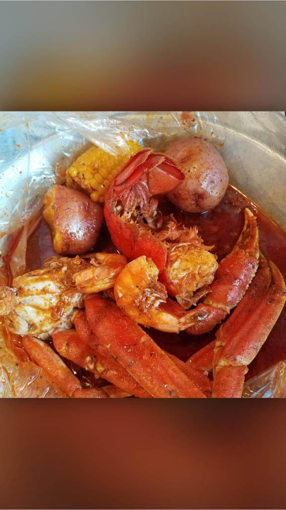 cincy crab cajun seafood boil cincinnati ohio shrimp