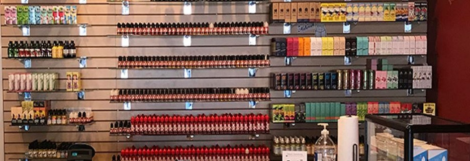 Je Vape in The Colony & Plano, Texas banner