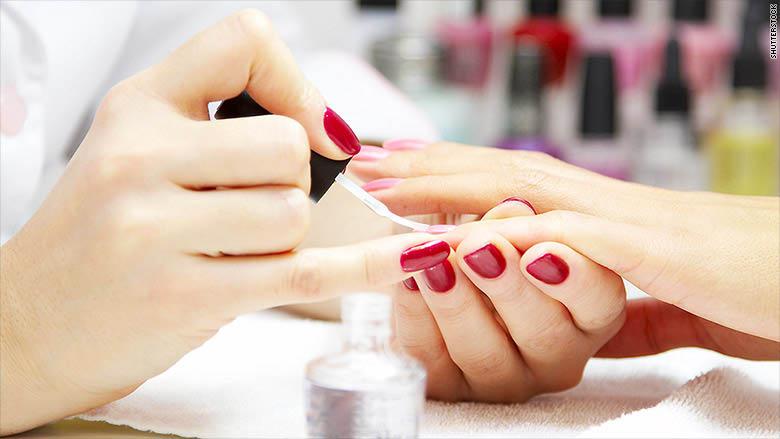 Jennifer Nails Manicure