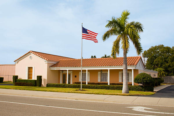 Jennings Funeral Home & Crematory exterior