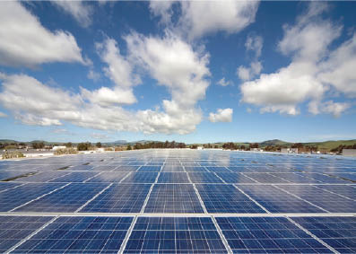 Solar panels installed by Jeremy's Electric in Tujunga, CA - reduce heating bills with solar power