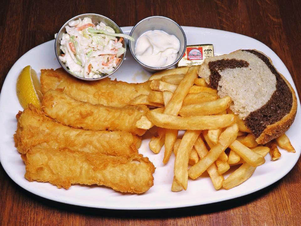 Jerry's Old Town Inn Friday Fish Fry Germantown WI