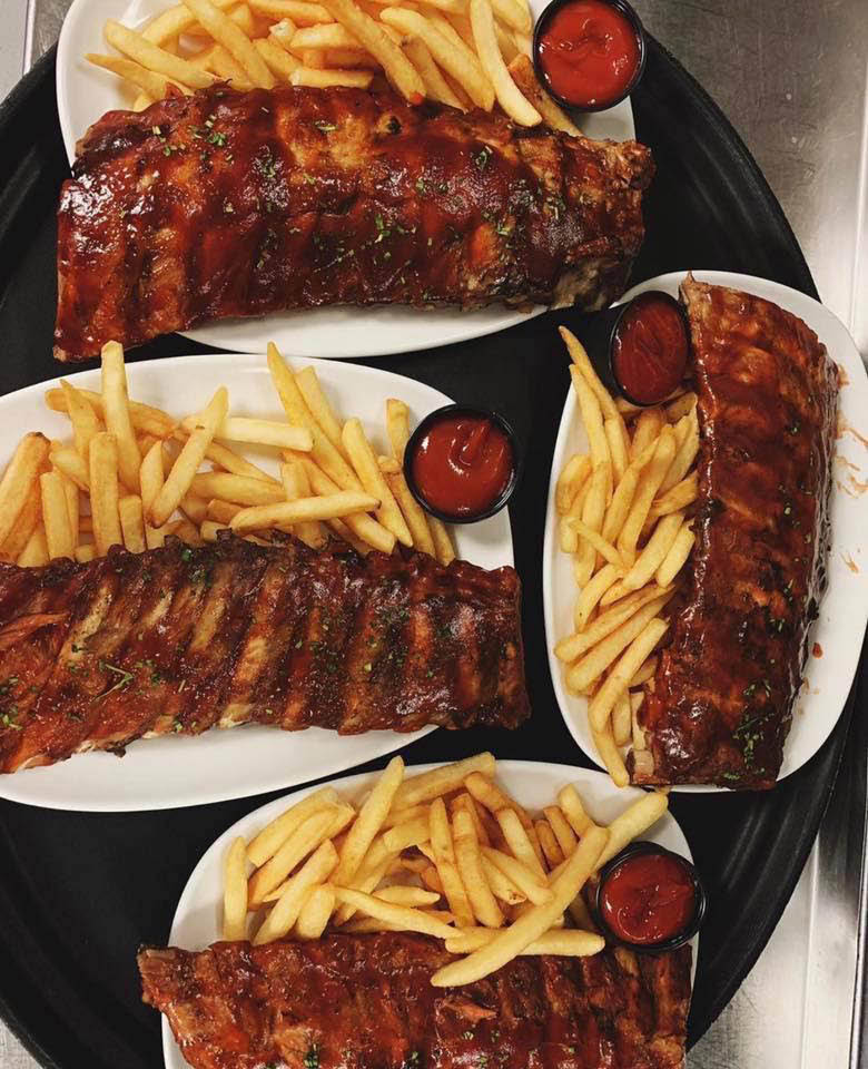 Jerry's Old Town Inn Ribs Germantown WI