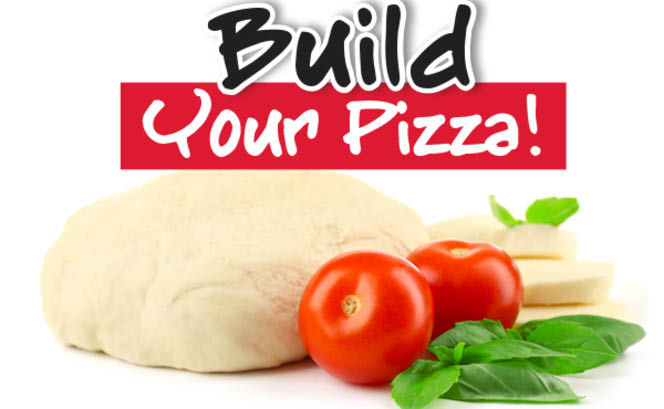 Build your own pizza at Jets in North Charleston