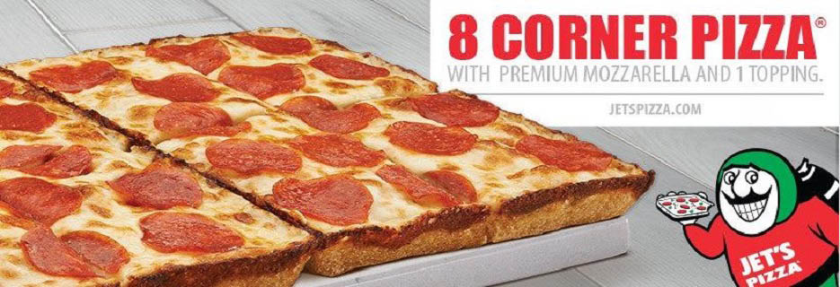 photograph about Jets Pizza Coupons Printable called JETS PIZZA - NAPERVILLE in just NAPERVILLE, IL - Regional Discount coupons