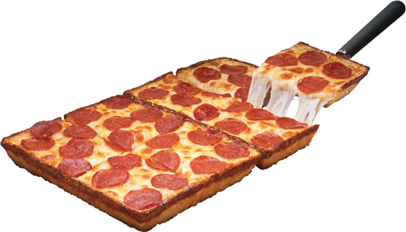 Jet's 8 corner Pizza