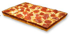 Jet's Pizza has Chicago-style party squares for your next game get-together