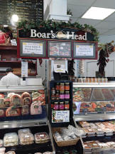 Boars Head Meats and Cheese at Jewel Of The Sea