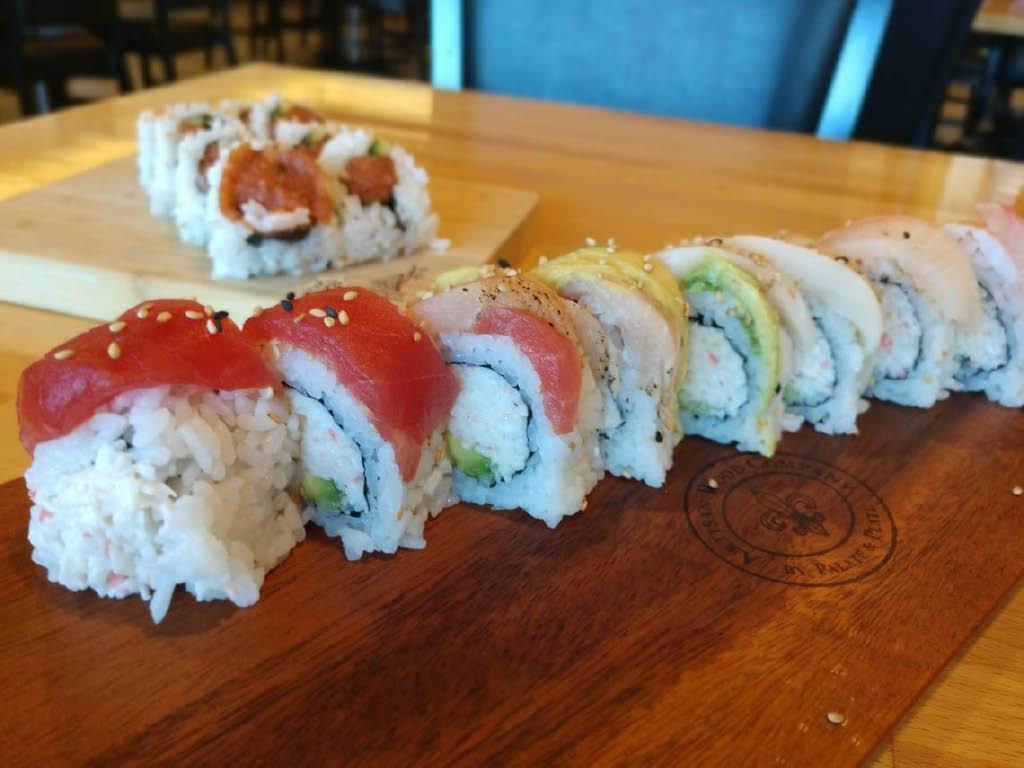 Jin Sushi Japanese Restaurant in Lakewood, Washington - fresh sushi - sashimi - Lakewood sushi restaurants near me - sushi coupons near me