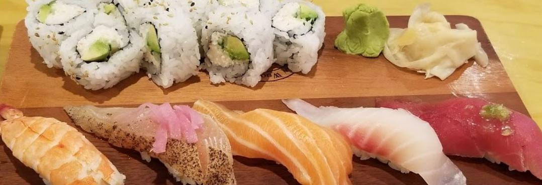 Jin Sushi Japanese Restaurant in Lakewood, WA banner image