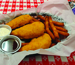 Chicken nuggets plate in Green Bay WI