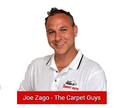 photo of Joe Zago of The Carpet Guys