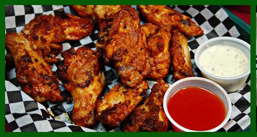 Wings, sauces