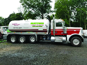 24 Hour Emergency Septic Services from John Matthes Septic Pumping in Wharton NJ