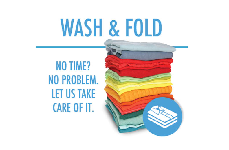 Don't want to do laundry? At John's Cleaners, we will do the laundry for you! - Laundry that is washed, dried and folded - Shoreline laundromats - Seattle laundromats