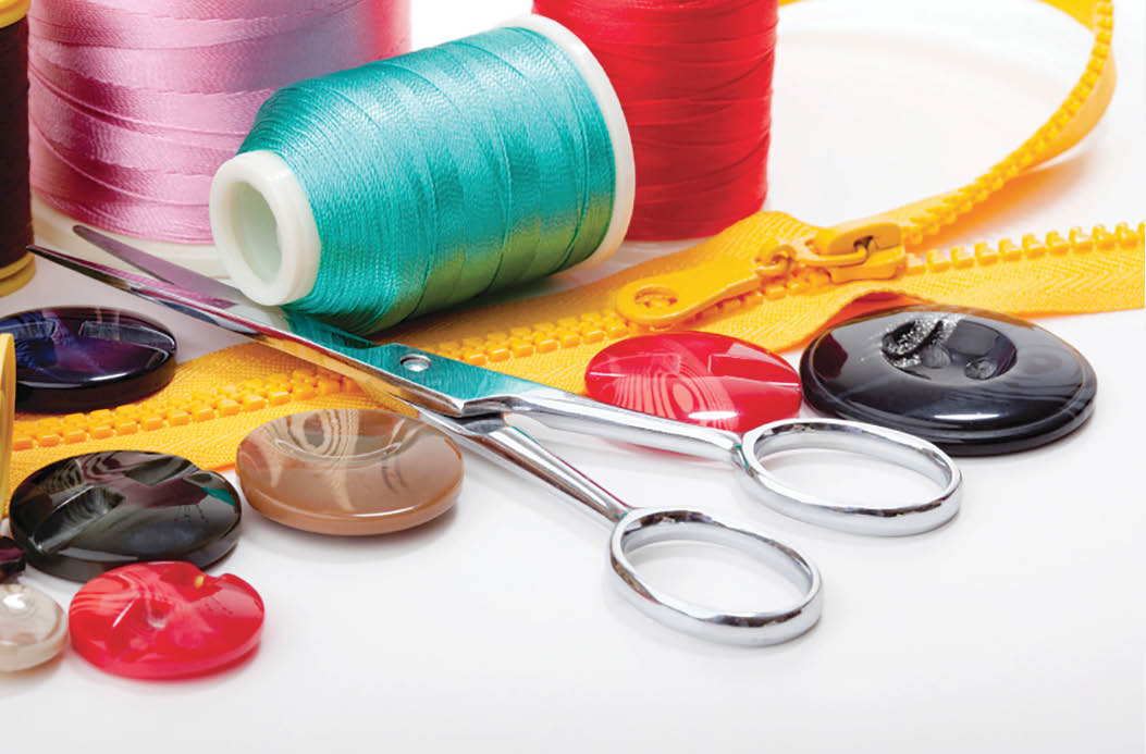 Professional alterations and hemming services