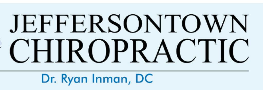 Jeffersontown Chiropractic, Dr. Ryan Inman, DC, Louisville, KY